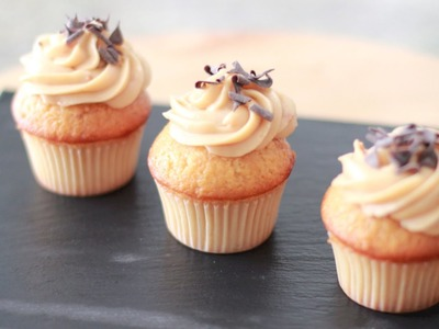 Cupcakes de Turrón - Recetas de Cupcakes