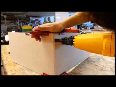 DIY caja de MDF