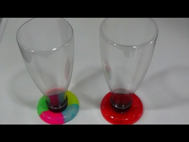 DIY Pet Vaso de Batido