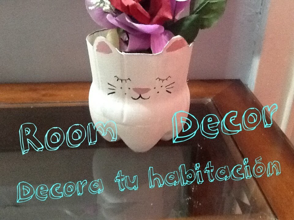 DIY ROOM DECOR. DECORA TU HABITACIÓN