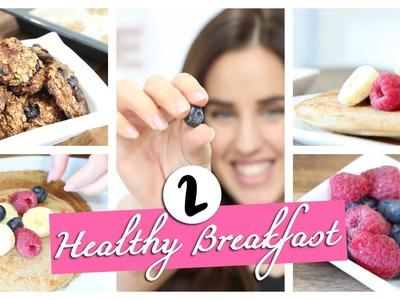Recetas fáciles sin azúcar | Banana Pancakes y Banana Cookies