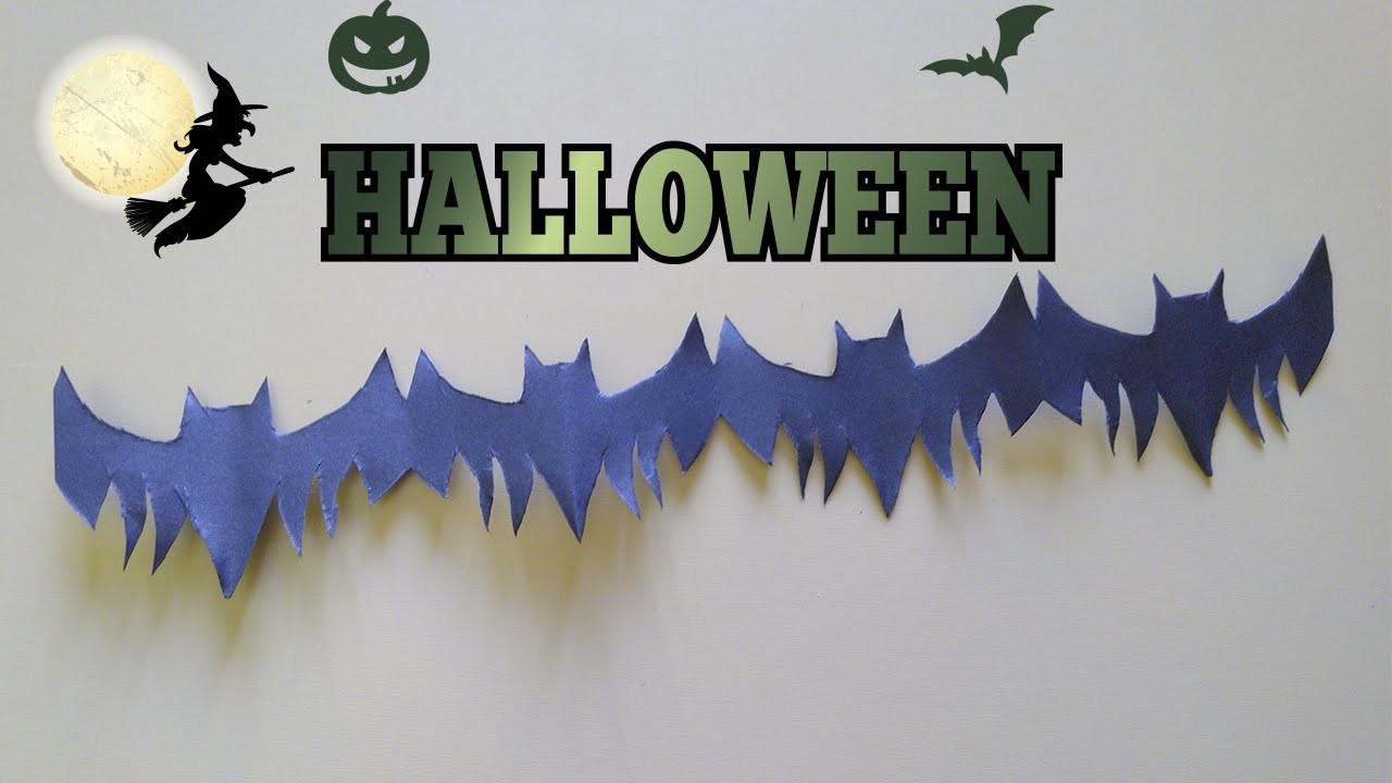 Cadeneta de murciélagos