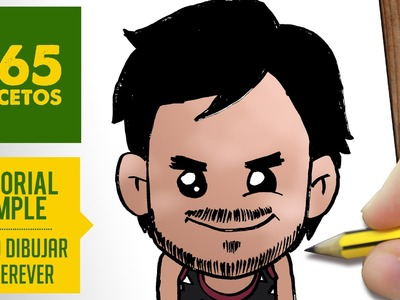 COMO DIBUJAR A WEREVERTUMORRO KAWAII PASO A PASO - Dibujos kawaii faciles - draw Werevertumorro