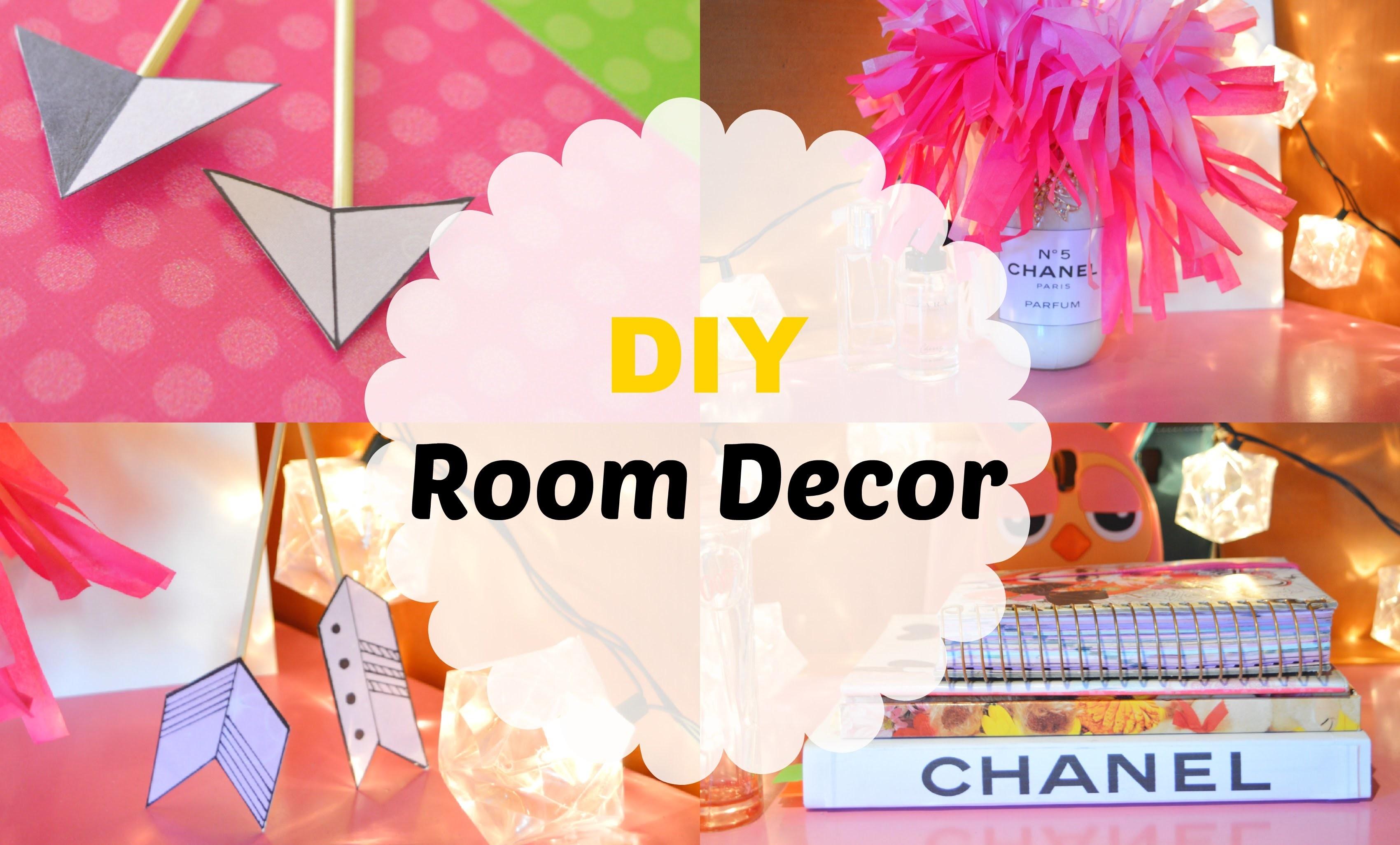 DIY CHANEL : Decora tu Habitación -  DIY Room Decor | El Baul de Carmencita