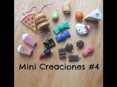 Mini Creaciones #4 - Porcelana Fria. Arcilla Polimerica