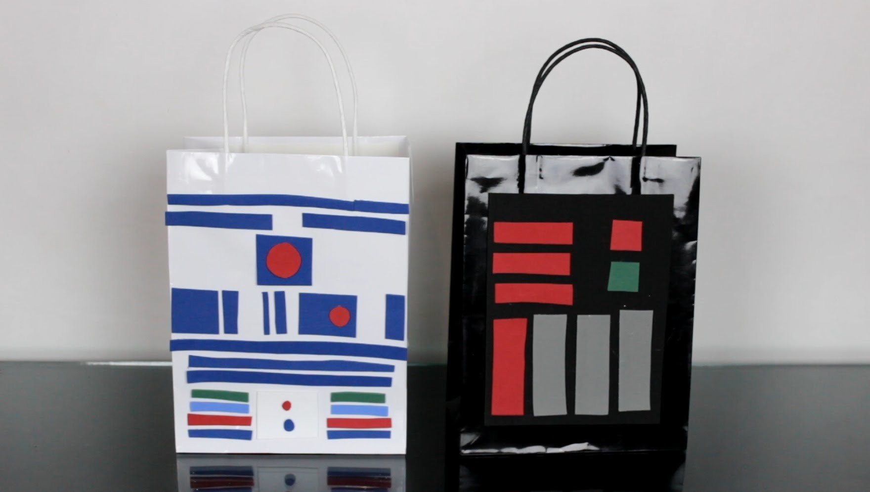 STAR WARS. Ideas para envolver regalos - Hablobajito