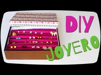 DIY joyero