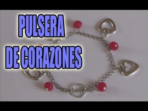 Pulsera Fina y Elegante -  Bisuteria en español- DIY
