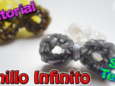 ♥ Tutorial: Anillo Infinito de gomitas (sin telar) ♥