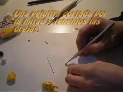 Tutorial de fimo de Jacke The Dog