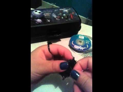 DIY anillos góticos ♣ fáciles de hacer. !