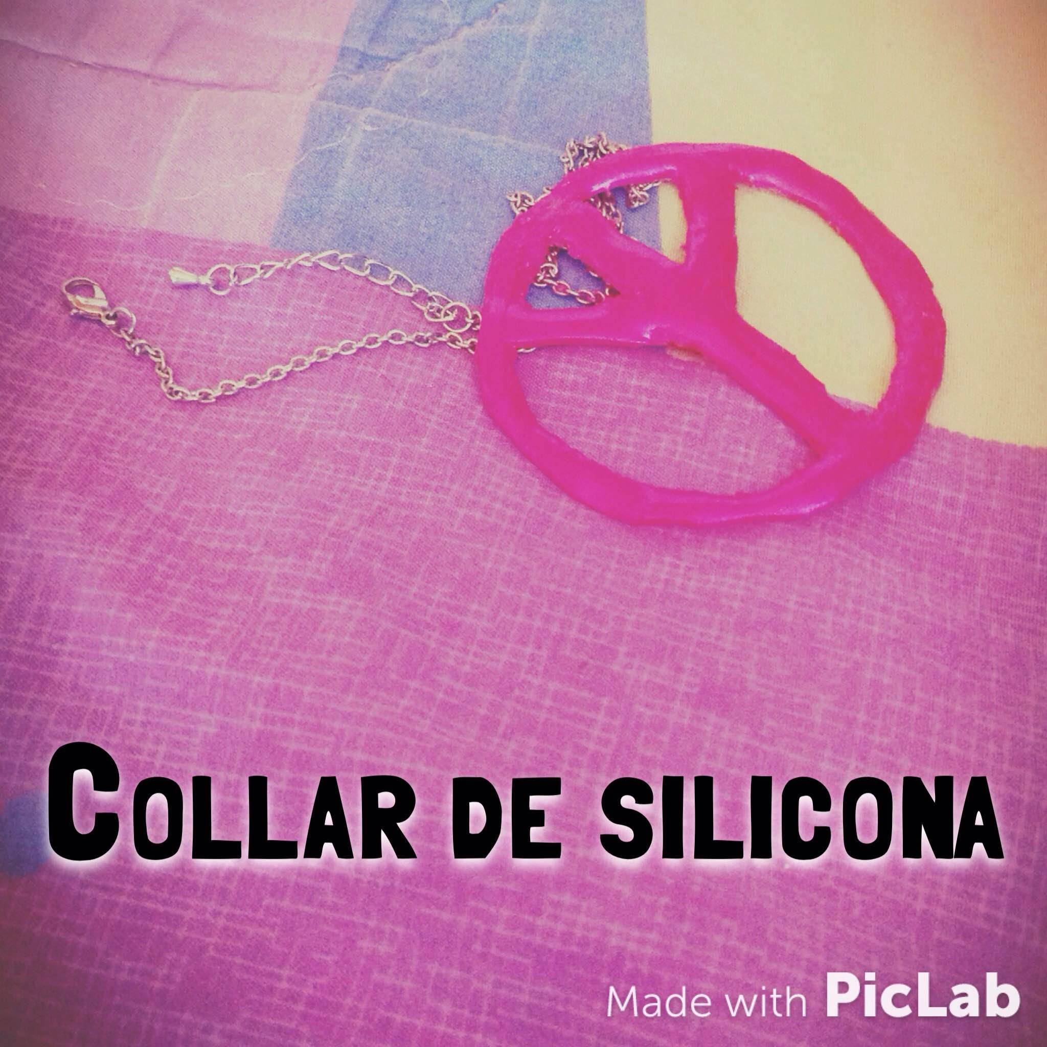 DIY. Collar de silicon|VR