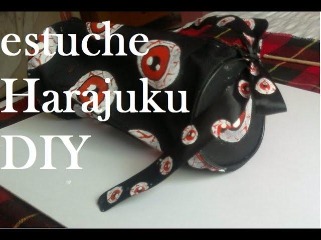 DIY Estuche estilo Harajuku.Ani Lied