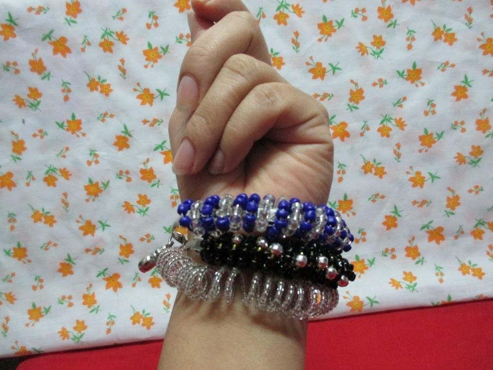 DIY: pulsera de alambre