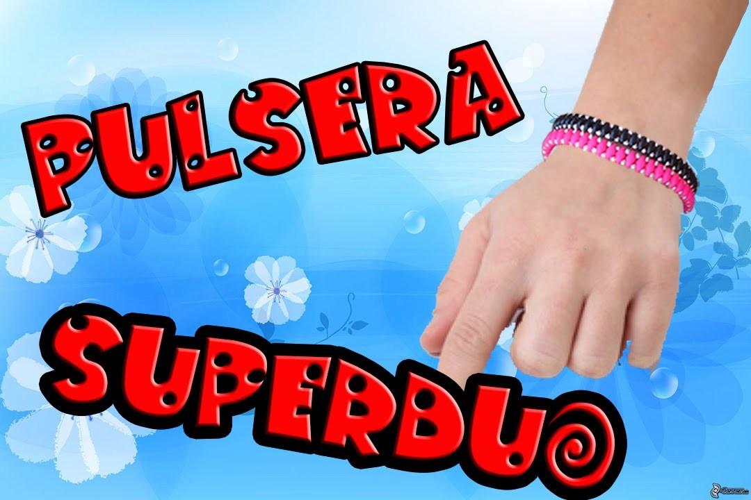 Tutorial ''Pulsera SUPERDUO SIMPLE''