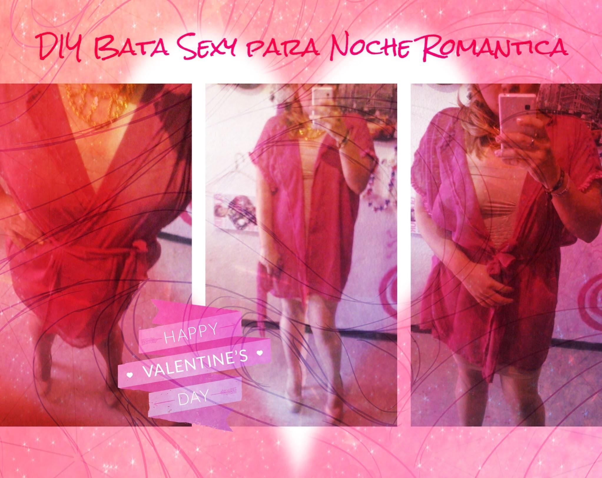 DIY Batita Sexy ESPECIAL San Valentin FACIL