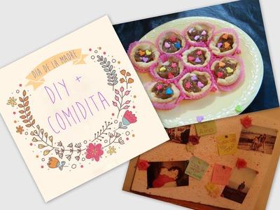 DIY+COMIDA En el dia de las madres! ❤ - Nati Guida