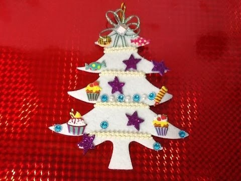 Diy Ornamentos para Pino de Navidad.christmas tree.tag decorativo.by itzomex