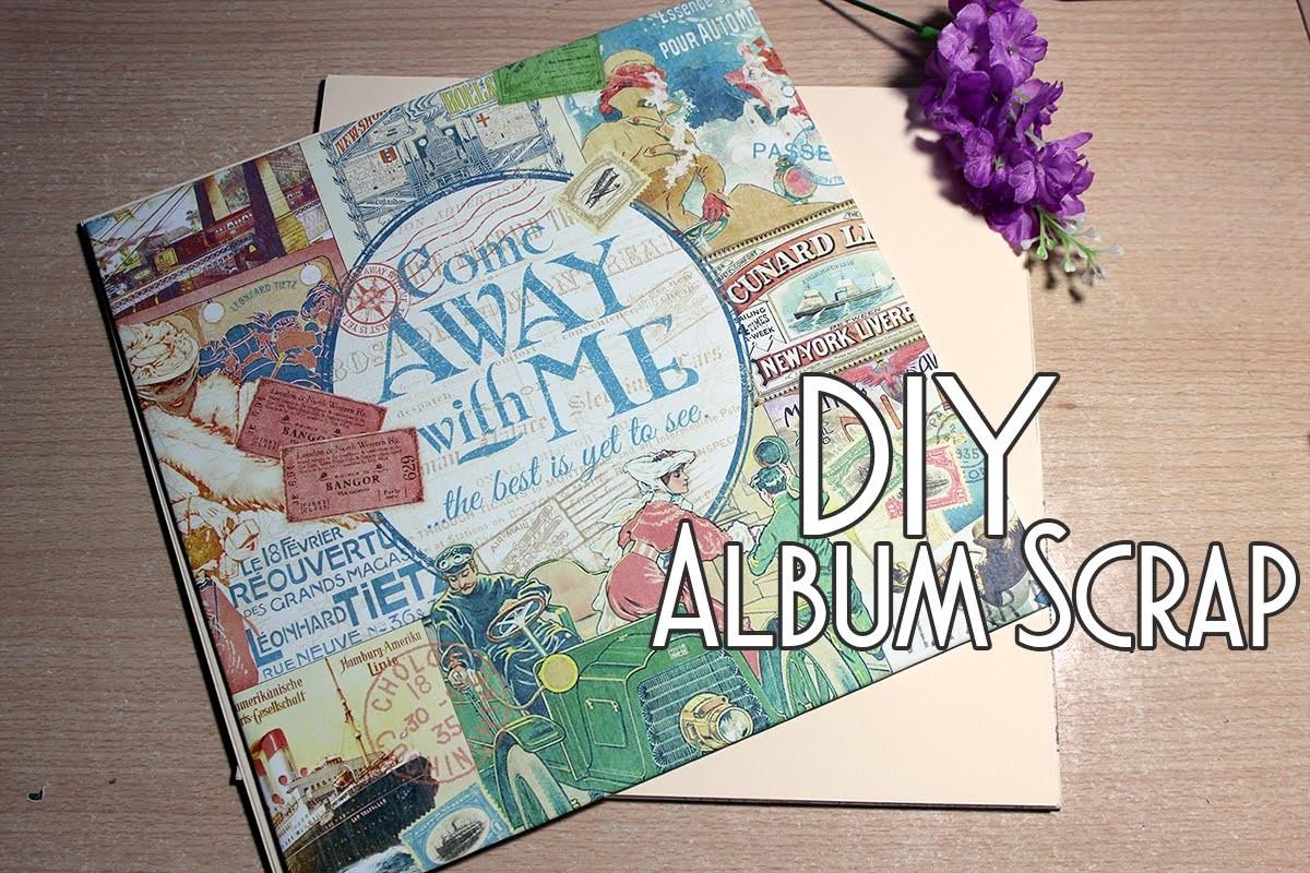 DIY   Album Scrap