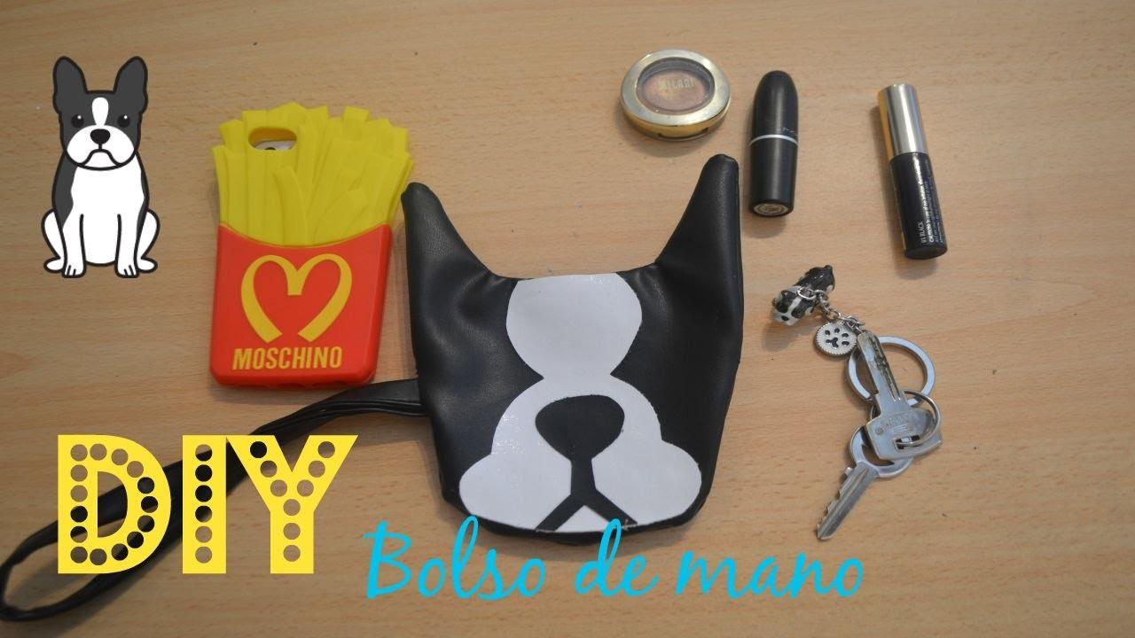 DIY : como hacer un bolso de mano
