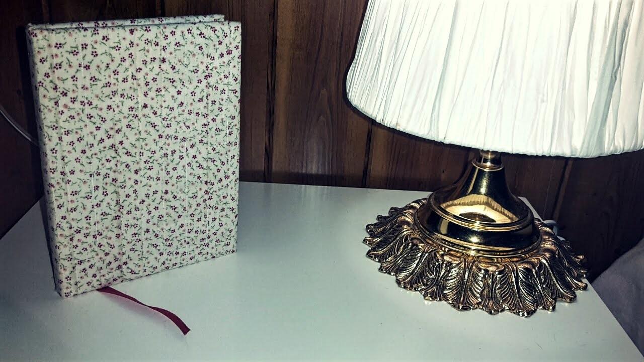 DIY: Forrar cuaderno sin anillas con washi tape ♥ | NeyxS