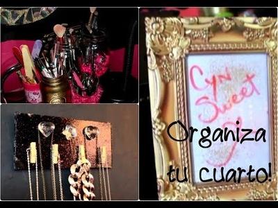 DIY: Ideas para decorar tu cuarto ! ♡ ♥