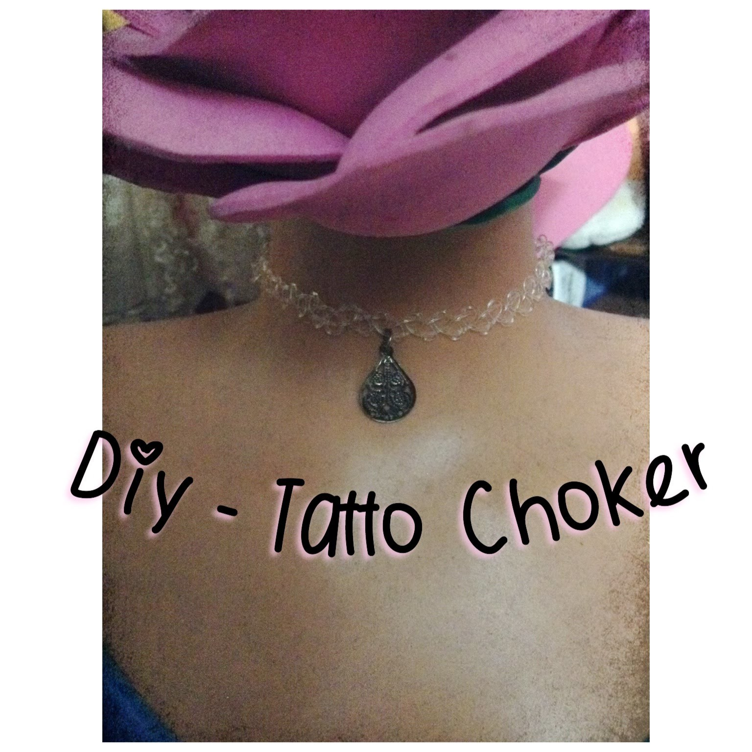 DIY - Tatto Chocker