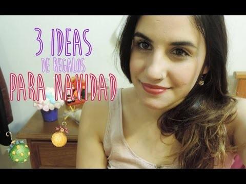 DIY - 3 ideas de regalos para esta navidad ♥ - Nati Guida