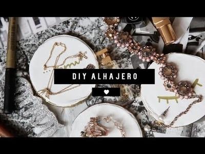 DIY ♡ ALHAJERO FÁCIL Y BONITO  | Da Brunettes