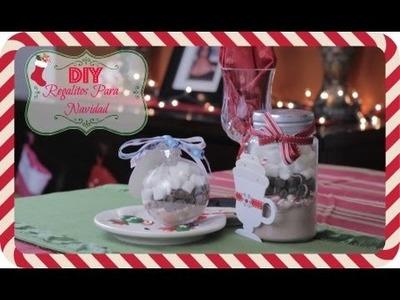 DIY Regalitos para Navidad !!!!