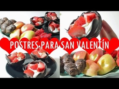 DIY VALENTINE'S TREATS | MONBE