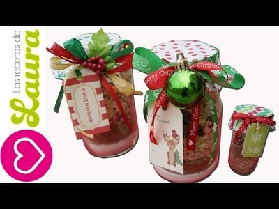 Galletas de Avena receta - DIY Regalos Navideños