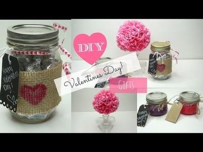 DIY - 3 Regalos Para San Valentin Faciles Y Economicos