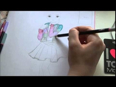 ♥Tutorial dibujar a Katy Perry♥
