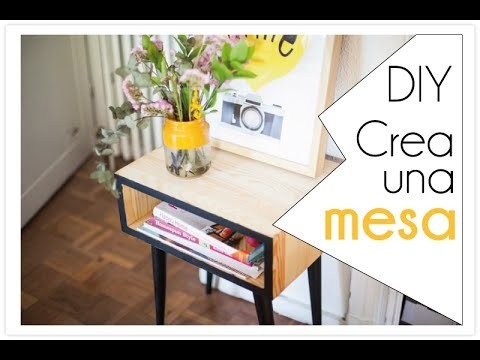 DIY decora tu propia mesa