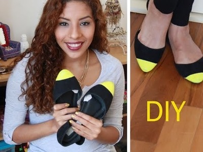 DIY: Renueva tus zapatos !!!. DIY !! Recycle your shoes