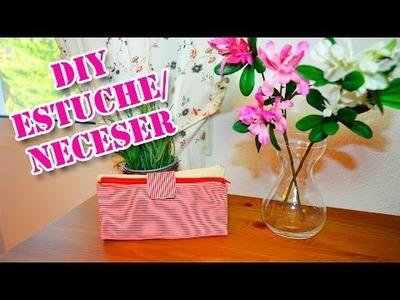 DIY - Estuche.neceser - Back to School