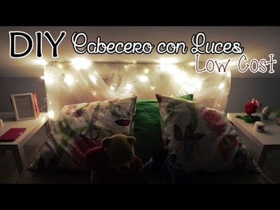 DIY Cabecero con Luces Low Cost