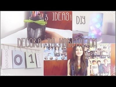 DIY - Decora tu habitacion | Miriam Vaez