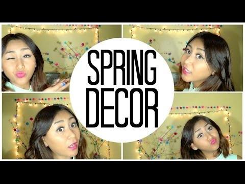 Spring Decor! Decoración para Primavera! DIY. MonCruzPinto♥