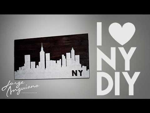 DIY · Nueva York · Decor.Design · Jorge Anguiano