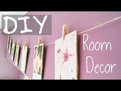 DIY ~ Room Decor (fotos tipo polaroid) ♥Rumiharu♥