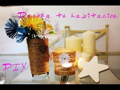 TIPS PARA DECORAR TU HABITACIÓN  ★DIY★