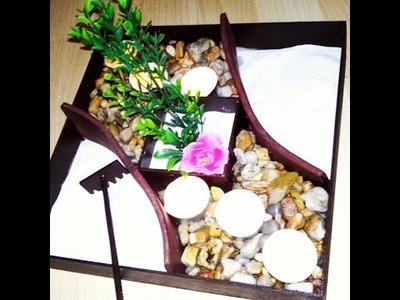 Como hacer un Jardin Zen DIY