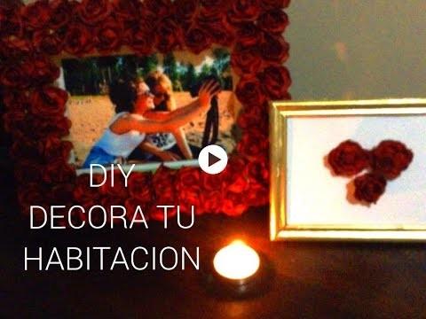 DIY DECORA TU HABITACIÓN - HAZ UNOS CUADROS BONITOS Y SÚPER FÁCIL | Rebeca Linares