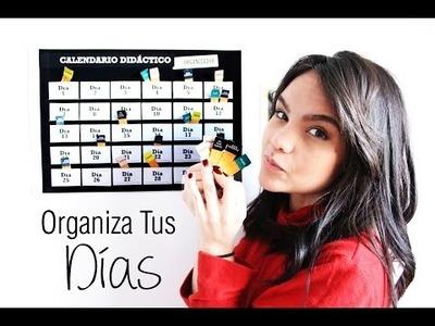 Organiza Tus Tareas | Fácil y Divertido | DIY