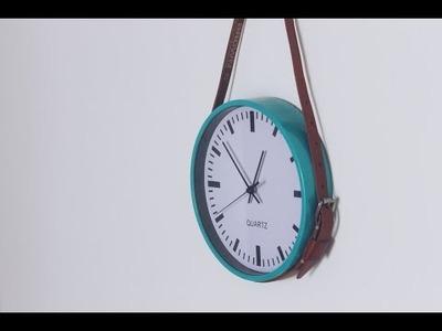 Haz tu propio reloj DIY! - Cloudlet
