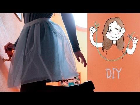 DIY Tutú + Inspiración carnaval I DIYpnotizada