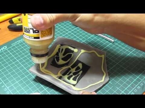 Part 4.5 - DIY Clone Trooper Armor - Tutorial - Improved Hand Plates