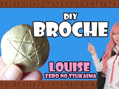 [DIY] BROCHE DE LOUISE ❤ ZERO NO TSUKAIMA ゼロの使い魔  COSPLAY TUTORIAL